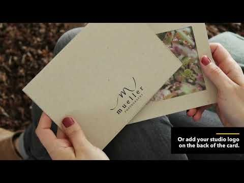 How To Sell Your Nature Photography Photo Insert Cards Photo Frame Cards Custom Photo Cards