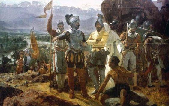 La conquista del reino Nazarí de Granada y  la incorporación del reino de Navarra 2dc8dc5508cef18d35aa7106c7dfd82b