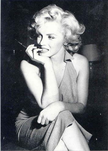 Bettinael.Passion Mon Album Souvenir de Marylin Monroe