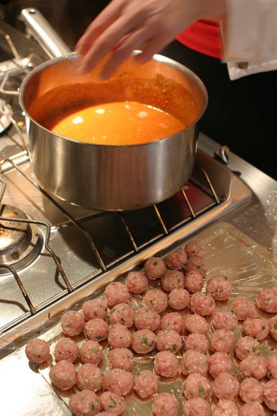 Summer Meatballs Recipe - NYT Cooking