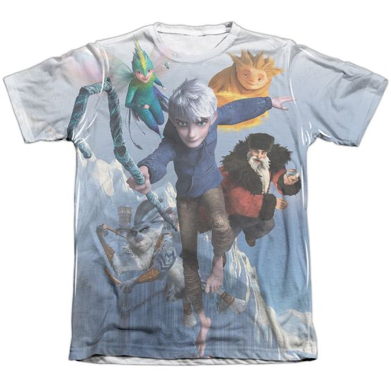 Rise Of The Guardians/Together Now