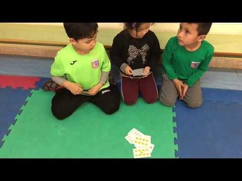Concepción Bonilla Arenas Youtube Juegos De Baraja Metodo Abn Infantil Educacion Infantil