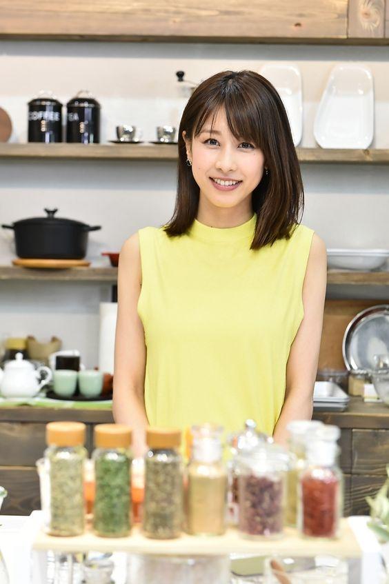 可愛い加藤綾子
