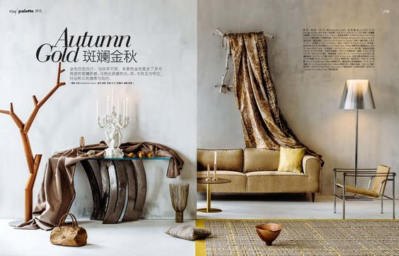 Rubelli, Weitzner, Brochier, Fadini & Pollack has been featured in ELLE Decoration Magazine this month. Page 3-4