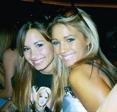 Demi Lovato and Dallas Lovato