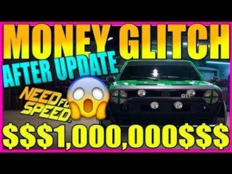 Updated Unlimited Money Glitch Nfs Payback Payback Glitch Money