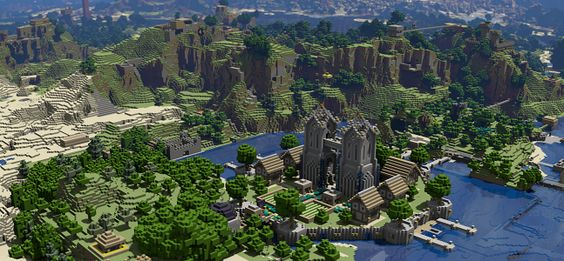Minecraft - Does liking it make me nerdy? yes.