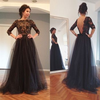 Prom Dresses Party Evening Gown .Formal Wome Dress .Mother Dress ...