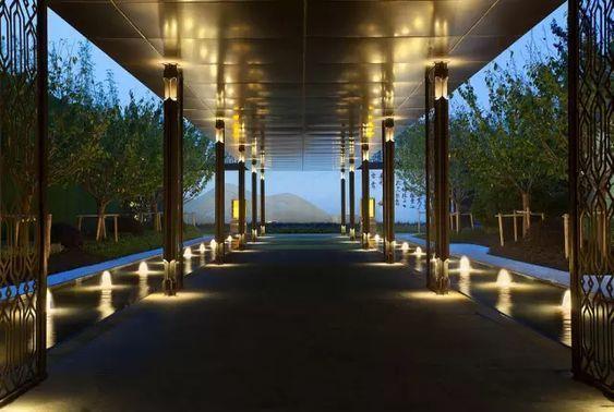 Residential Landscape Lighting 21 Landscape Lighting Landscape Design Hotel Landscape