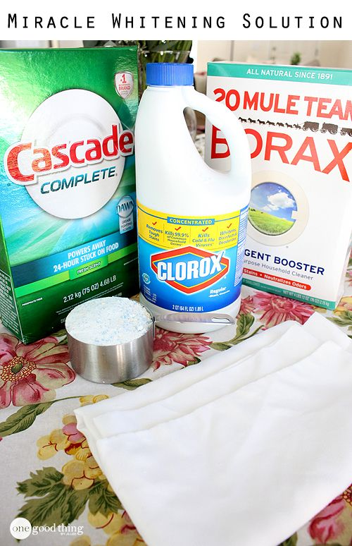 Tackling one of my most frustrating laundry issues...dingy whites!  Check out my miracle whitening solution for turning dirty, dingy, grimy and stained clothes and bedding into white, bright, fresh and clean!