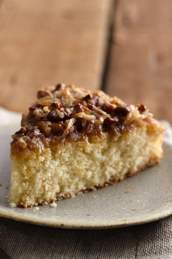 Velvet Crumb Cake Without Bisquick