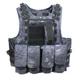 Tactical Vest Outdoor Camouflage Military Hunting CS Paintball Vest – 520outdoor