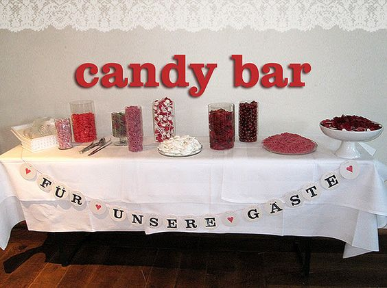 candy bar  by renna deluxe