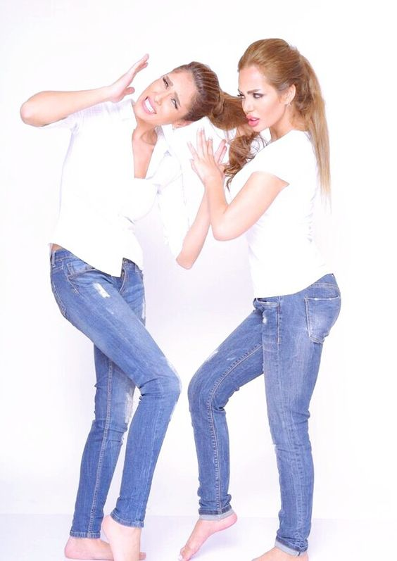 Catfight In Jeans What A Hell Pinterest Jeans