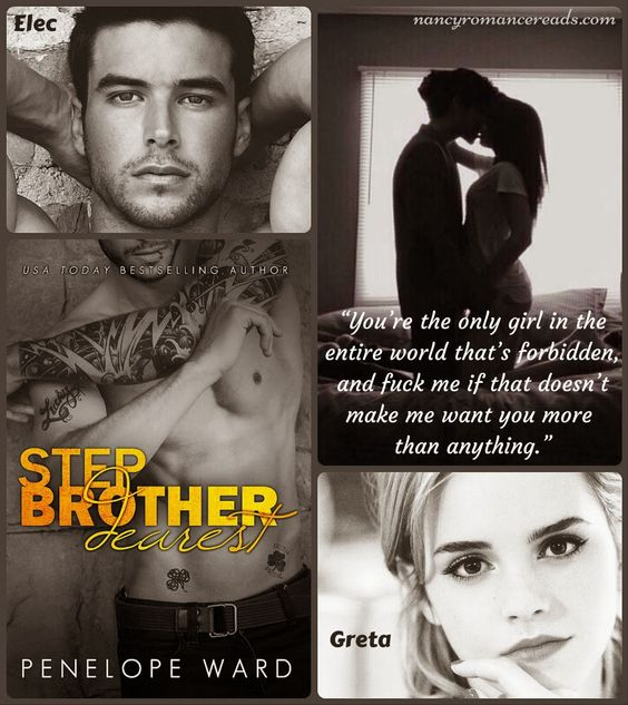 Nancy's Romance Reads: Book Review: STEPBROTHER DEAREST by Penelope Ward