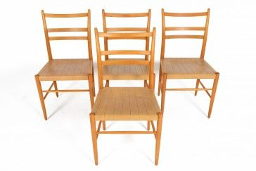 Mid Century Vintage & Danish Modern Dining Chairs