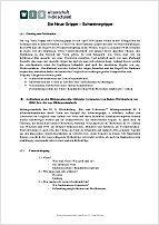 Unterrichtseinheit Schweinegrippe - WIS