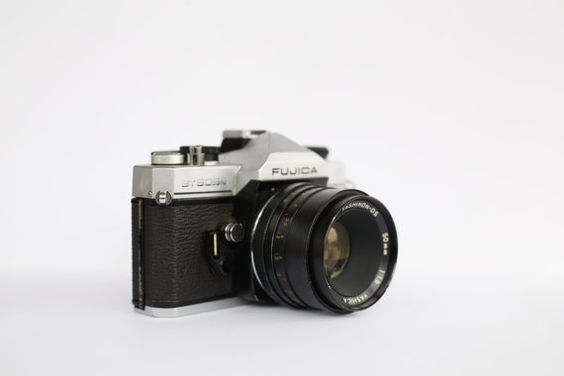 Fujica ST605N with Yashicon-DS 50mm F/1.9 Lens by TheDutchStore