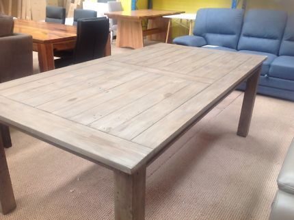 Rustic Recycled Timber 2 1m Dining Table Second Timber Dining Table Coffee Table Table