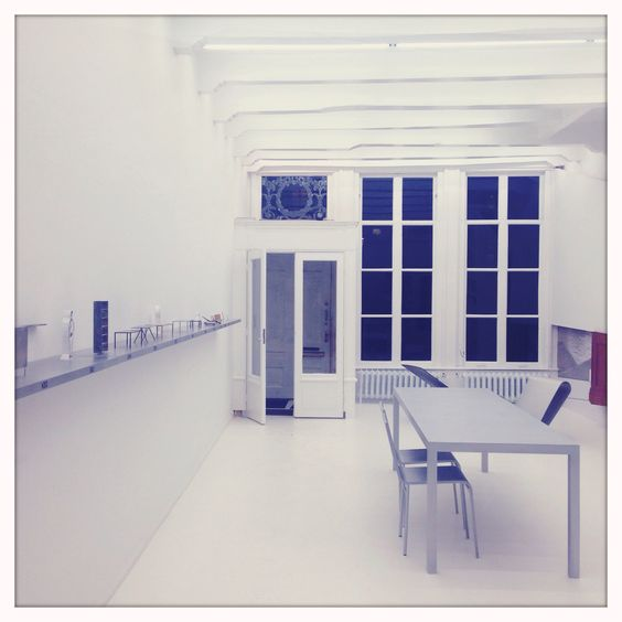 lensvelt showroom amsterdam design OMA