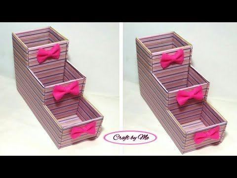 Ide Kreatif Dari Barang Bekas Easy Woolen Craft Idea Recycled