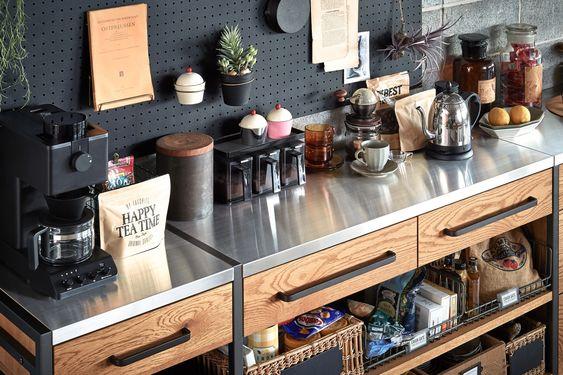 キッチンボード イメージ 素材 画像