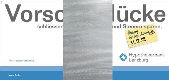 Vorsorgelücke Plakat_2009