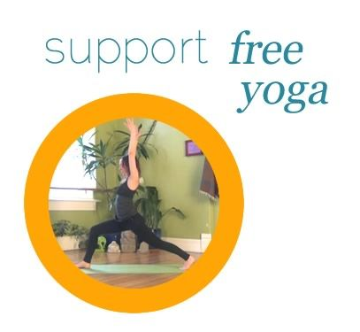 free yoga | http://www.doyogawithme.com has tons of full length, FREE YOGA workout videos for every level.  You can donate to the cause if you can by buying dvds or donating to the site. If not, watch, workout and namaste