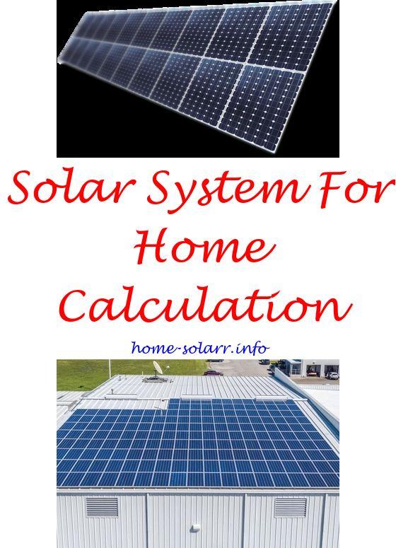 Solar System Installation Solar Power House Solar Panels Roof Solar Installation