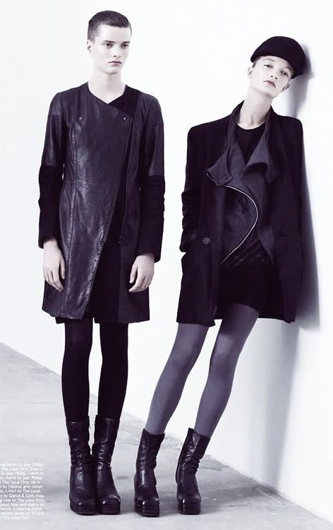 1 Of Us | Photographed by Hasse Nielsen for Contributor Issue Nº 02 Fall/Winter 2010