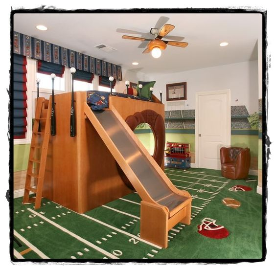 Football Theme Decor