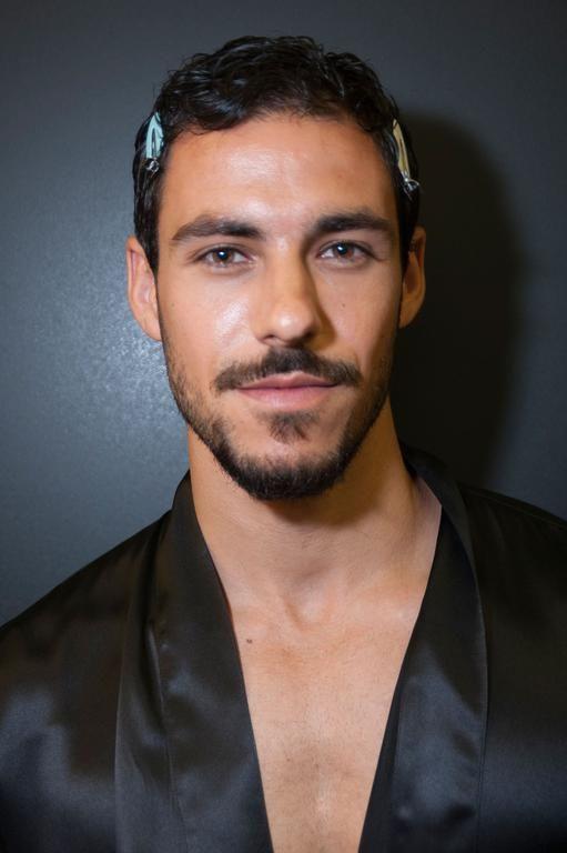 Nabil Taleb Model Actor Portrait Actors Model