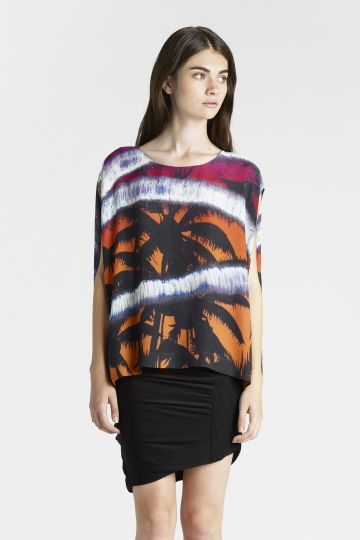 Y Tee V1 - SS13 Women, Aaron Young x S2A - Surface to Air online store