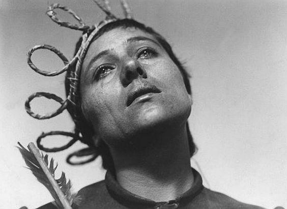 La pasión de Juana de Arco, 1928