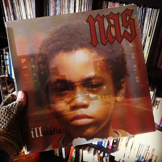 #Nas #illmatic #vinyl