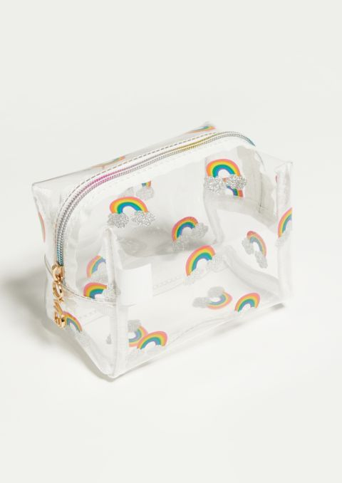 Rainbow Cosmetic Bag In 2020 Cute Makeup Bags Cosmetic Bag Bags
