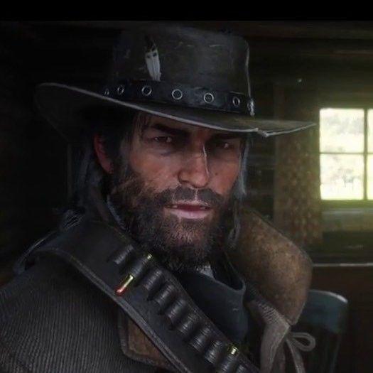 John Marston Red Dead Redemption 2 From Im John Martson