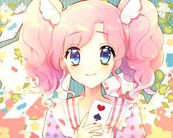 My favorite girl from Starlight Academy now is Madoka Ahamane (previous:Aoi Kiriya) Madoka <3 <3 <3 <3 <3 <3 <3 <3 She is so cute, and her eyes are blue. I can't to watch a new episode , when she will apear. (My song) She is cute <3 <3 <3  I love her more than Akari <3
