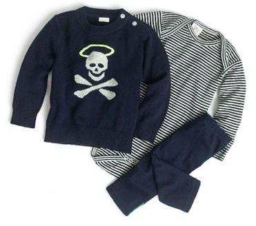 J Crew Baby gift set: Halloween ready!