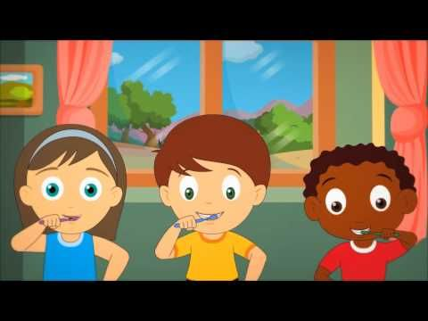 This Is The Way We Brush Our Teeth - Ep 1 Nursery Rhyme - YouTube