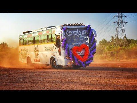 Jai Guru New Collection Kerala Tourist Bus Youtube
