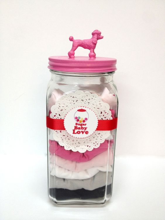 Baby Gift Jars : Sweet jars great gifts and gift ideas on