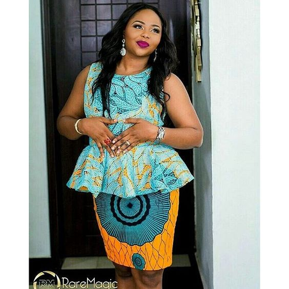 Trendy Latest Ankara Styles For the Weekend - LifeStyle.ng: