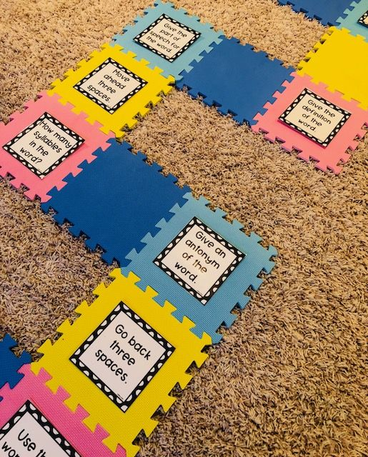 Life Size Board Games For Teaching Multiple Concepts The Tpt Blog Educational Board Games Life Size Games Board Games Diy