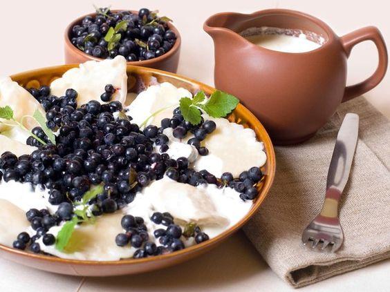 Вареничный рай: ТОП-5 самых вкусных сладких вареников