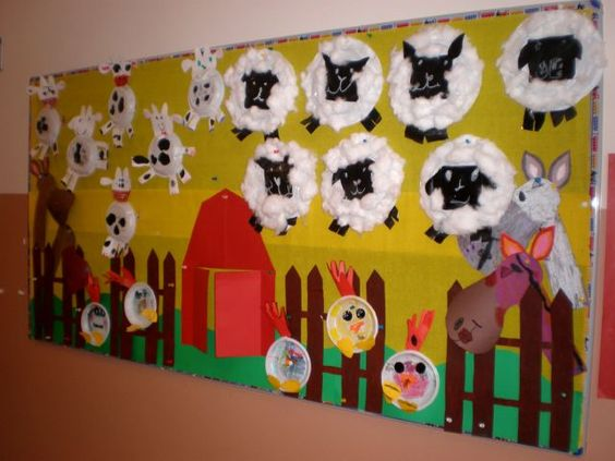 farm animal craft ideas farm animals farms wall ideas and 4434