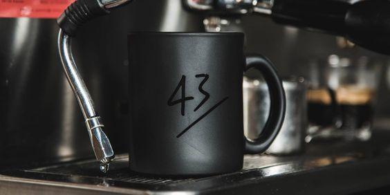 minimal spieltrieb: #2K2Y Verlosung einer 43einhalb Life is too short for bad coffee Tasse