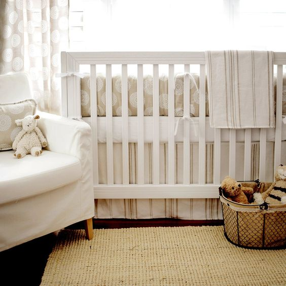 Willow 3 Piece Crib Set