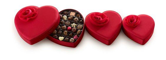 Valentine Godiva Chocolates - Gourmet Chocolate, Truffles & Gift Baskets