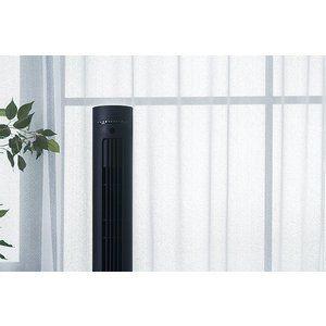 タワーファン おしゃれ ハイタワーファン Tf T1825 涼しい ひんやり グッズ 暑さ対策 扇風機 サーキュレーター スリーアップ 扇風機 サーキュレーター サーキュレーター 暑さ対策